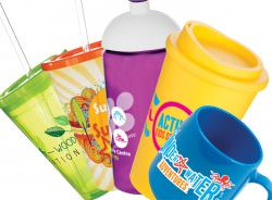 Promotional Drink Glasses and Cups