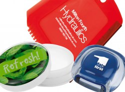 Promotional Liftstyle Gifts, Pedometers, Wristbands, Mints and Sporting Gifts
