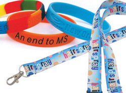 Customisable Wristbands, Badges, Passes and Name Plates