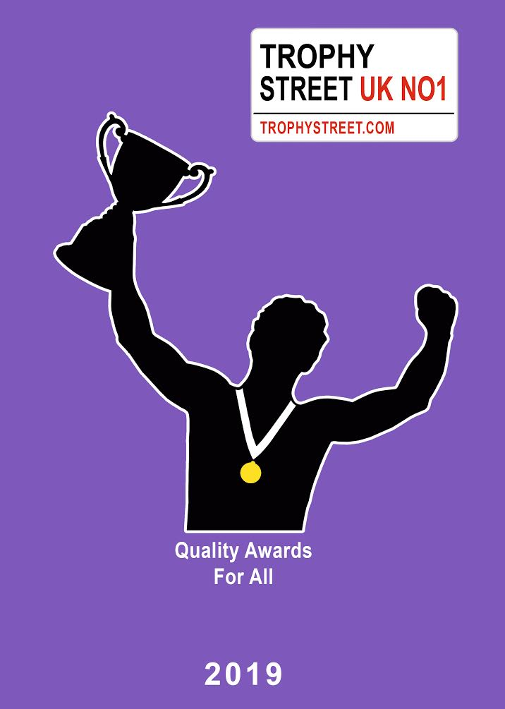 Buy Trophies and Awards Bolton